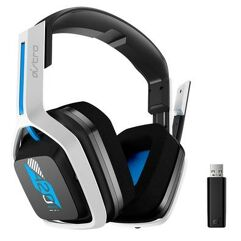 Headset_Sem Fio Astro A20 Gen 2 - PS5/PS4/PC
