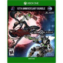 Bayonetta_& Vanquish 10th Anniversary Bundle - Xbox One