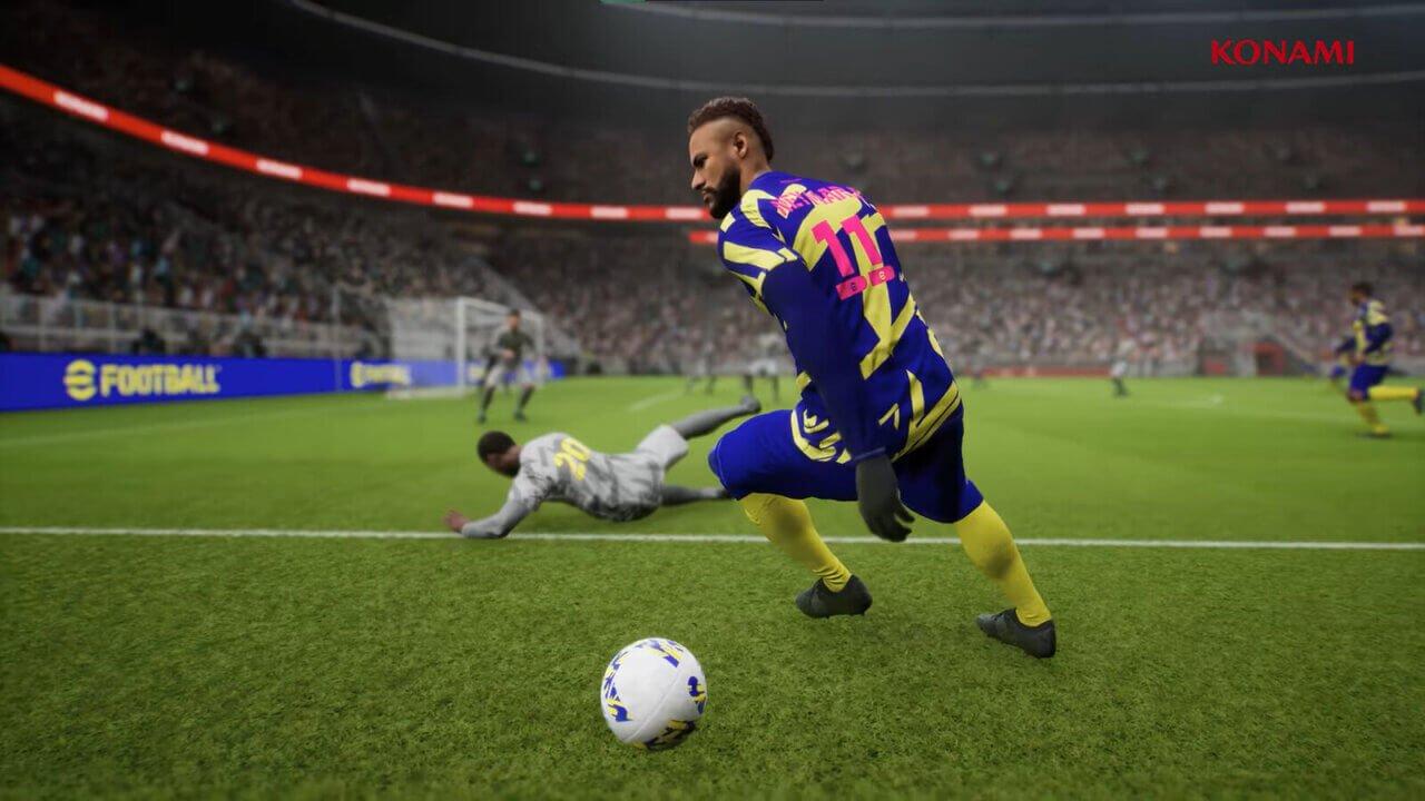 neymar_pes22_gameplay