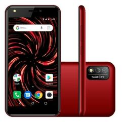 Smartphone_Positivo Twist 4 Fit 32GB Android 10 - S509N