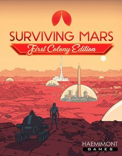 Surviving_Mars - First Colony Edition - Xbox One