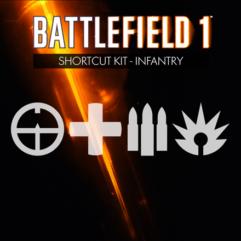 [DLC]_Battlefield 1 Shortcut Kit Infantry Bundle de graça para PC