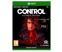 Control_Ultimate Edition - Xbox One
