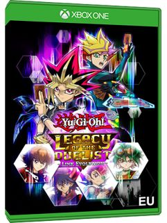 Yu-Gi-Oh!_Legacy of the Duelist : Link Evolution - Xbox One