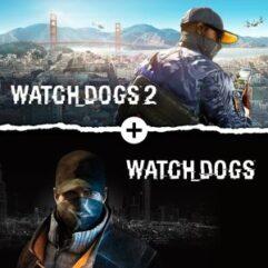 Watch_Dogs 1 + Watch Dogs 2 - Xbox One