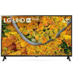 "Smart_TV LG 43"" 4K Ultra HD HDR ThinQAI Alexa"