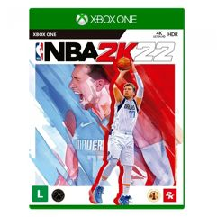 NBA_2K22 - Xbox One