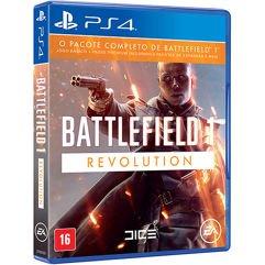 Battlefield_1 Revolution - PS4