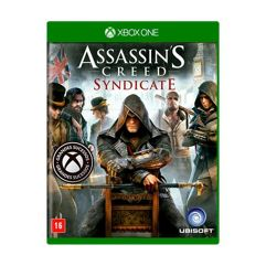 Assassin's_Creed Syndicate - Xbox One