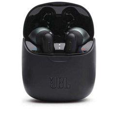 Fone_de Ouvido JBL Sem Fio Bluetooth Tune 225 TWS- Preto