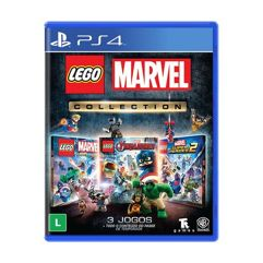 LEGO_Marvel Collection - PS4