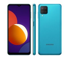Smartphone_Samsung Galaxy M12 64GB - Azul ou Verde