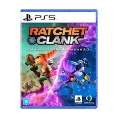 Ratchet_& Clank: Em Uma Outra Dimensão - PS5 - Mídia Física