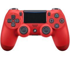 Controle_Dualshock 4 Sony Original para PS4 e PC - Vermelho