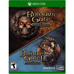 Baldur's_Gate and Baldur's Gate II: Enhanced Editions - Xbox One