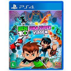 Game_Ben 10: Uma Super Viagem - PS4