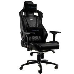 Cadeira_Gamer Noblechairs EPIC, Black Blue - NBL-PU-BLU-002