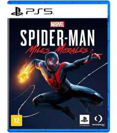 Marvel's_Spider-Man: Miles Morales - PS5 - Mídia Física