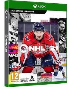 Jogo_NHL 21 - Xbox One