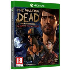 Game_The Walking Dead: A New Frontier - Xbox One