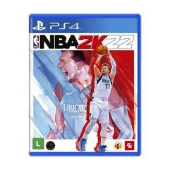 NBA_2K22 - PS4