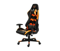 Cadeira_Gamer XT Racer Reclinável Preta e Laranja - Speed Series XTS120