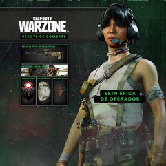 [PS_Plus] Call of Duty: Black Ops Cold War - Pacote de Combate (Veículo da Frota)