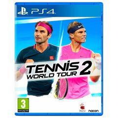 Tennis_World Tour 2 - PS4