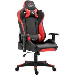 Cadeira_Gamer Alpha Gamer Zeta Black - Vermelha ou Azul