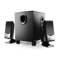 Caixa_de Som Edifier com Subwoofer 8W RMS Sem Fio Bluetooth 110V - M101BT
