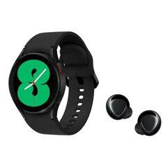 Smartwatch_Samsung Galaxy Watch4 BT - 40mm + Fone Sem Fio Galaxy Buds+