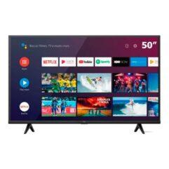 """Smart_TV LED 50"""" 4K UHD HDR TCL 60Hz - 50P615"""