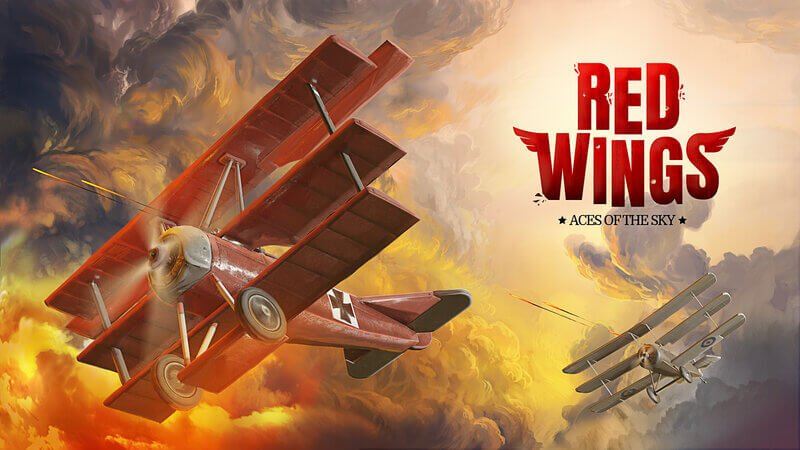 prime-gaming-outubro-red-wings-aces-of-the-sky